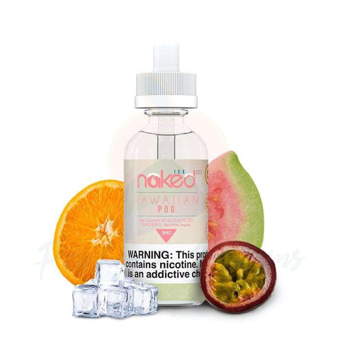 Naked 100 Hawaiian Pog ICE ELiquid 50ml