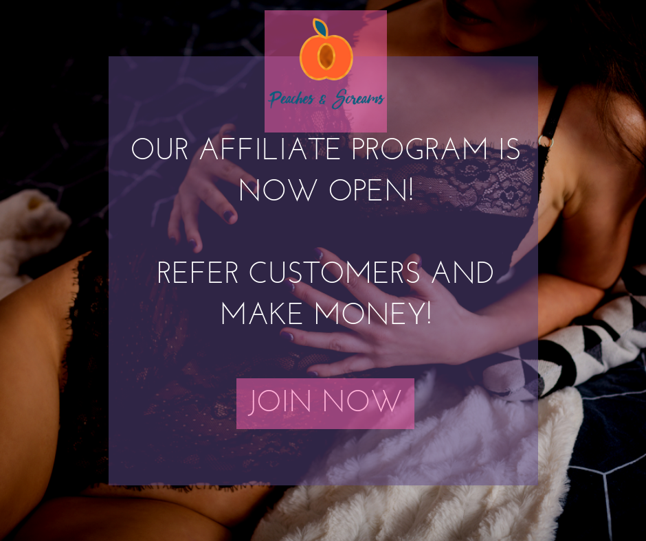 Lingerie And Sex Toy Affiliate Program