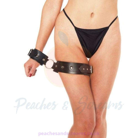Wrist Restraints and Ankle Cuffs