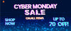 cyber monday sale peaches and screams sex shop
