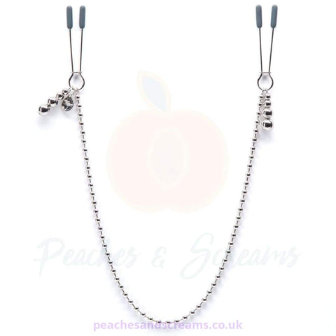 FIFTY SHADES DARKER AT MY MERCY CHAINED BONDAGE NIPPLE CLAMPS