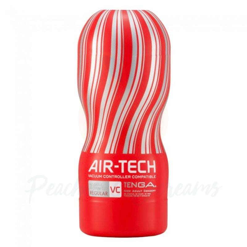 6.5-Inch Tenga Air Tech VC-Compatible Vacuum Cup Male Masturbator - Necronomicox