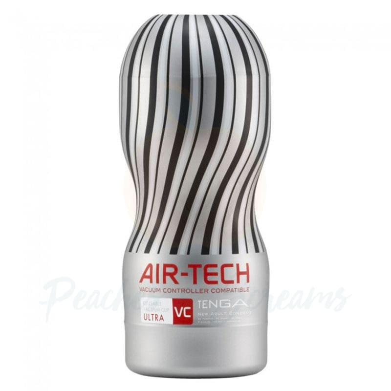 7.5-Inch Tenga Air Tech Ultra VC-Compatible Male Masturbator - Necronomicox