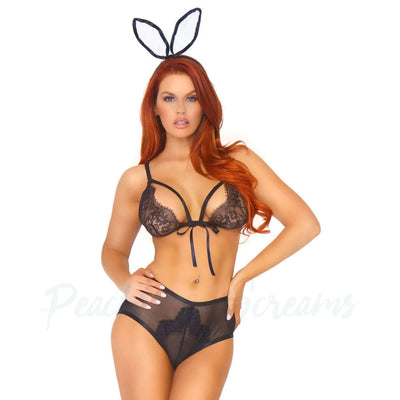 Adult Fantasy Roleplay Bunny Girls Costume UK 814 - Peaches and Screams