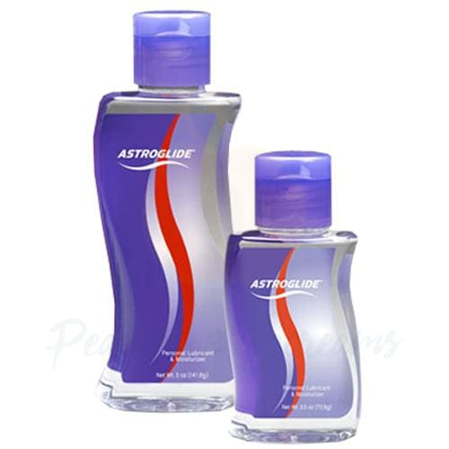 Astroglide Waterbased Personal Sex Lubricant by Daniel Wray 2.5oz - Peaches and Screams