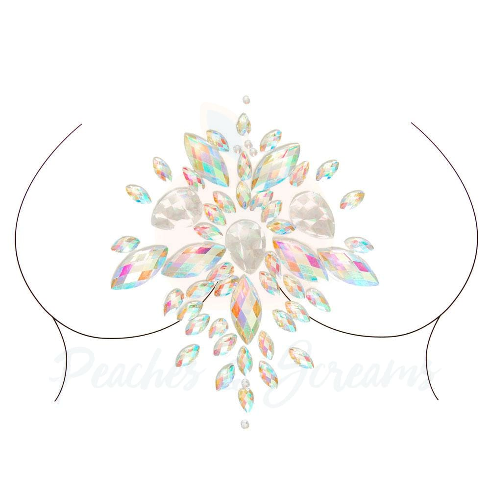 Celestial Fantasy Adhesive Body Jewel Stickers - Necronomicox