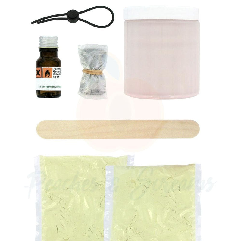 Cloneboy Designers Edition Nude Silicone Penis Moulding Kit - Peaches and Screams