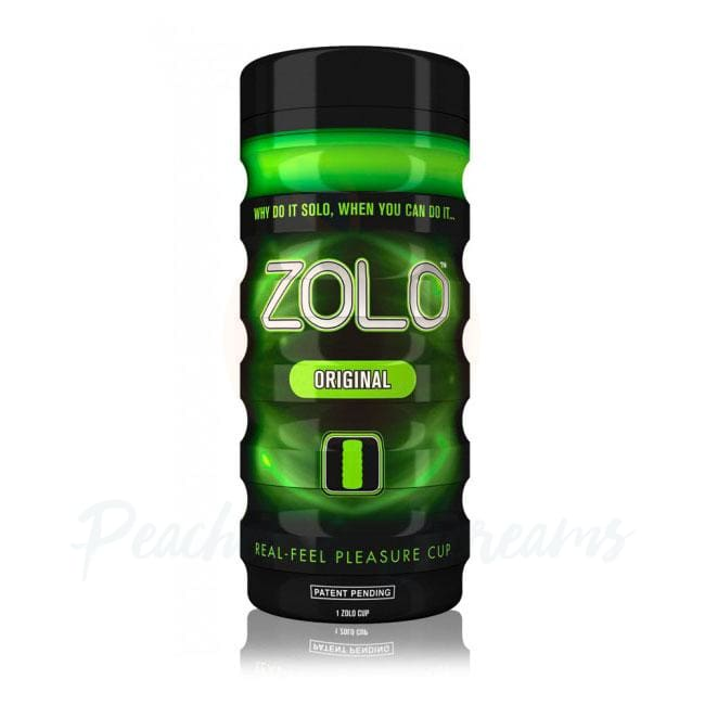 Discreet Zolo Real-Feel Sex Simulator Masturbator Cup for Men - Necronomicox