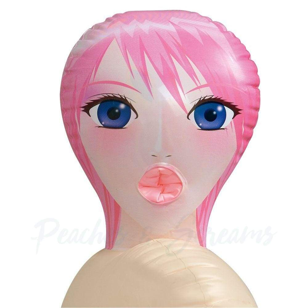 Dishy Dyanne Magna PVC Love Doll with Vagina and Mouth - 🍑 Peaches and Screams