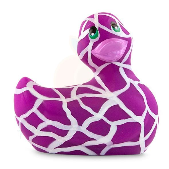Duck Shaped Body Massager and Discreet Vibrator Waterproof - Necronomicox