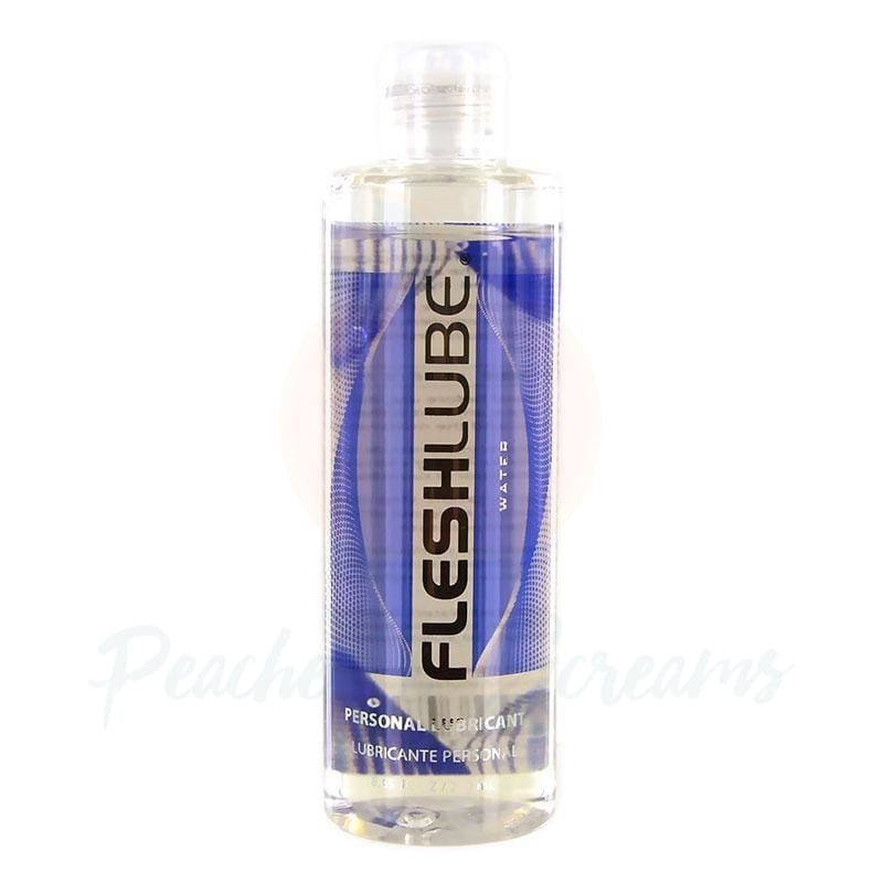 Fleshlube Water-Based Fleshlight Personal Sex Lube 250ml - 🍑 Peaches and Screams