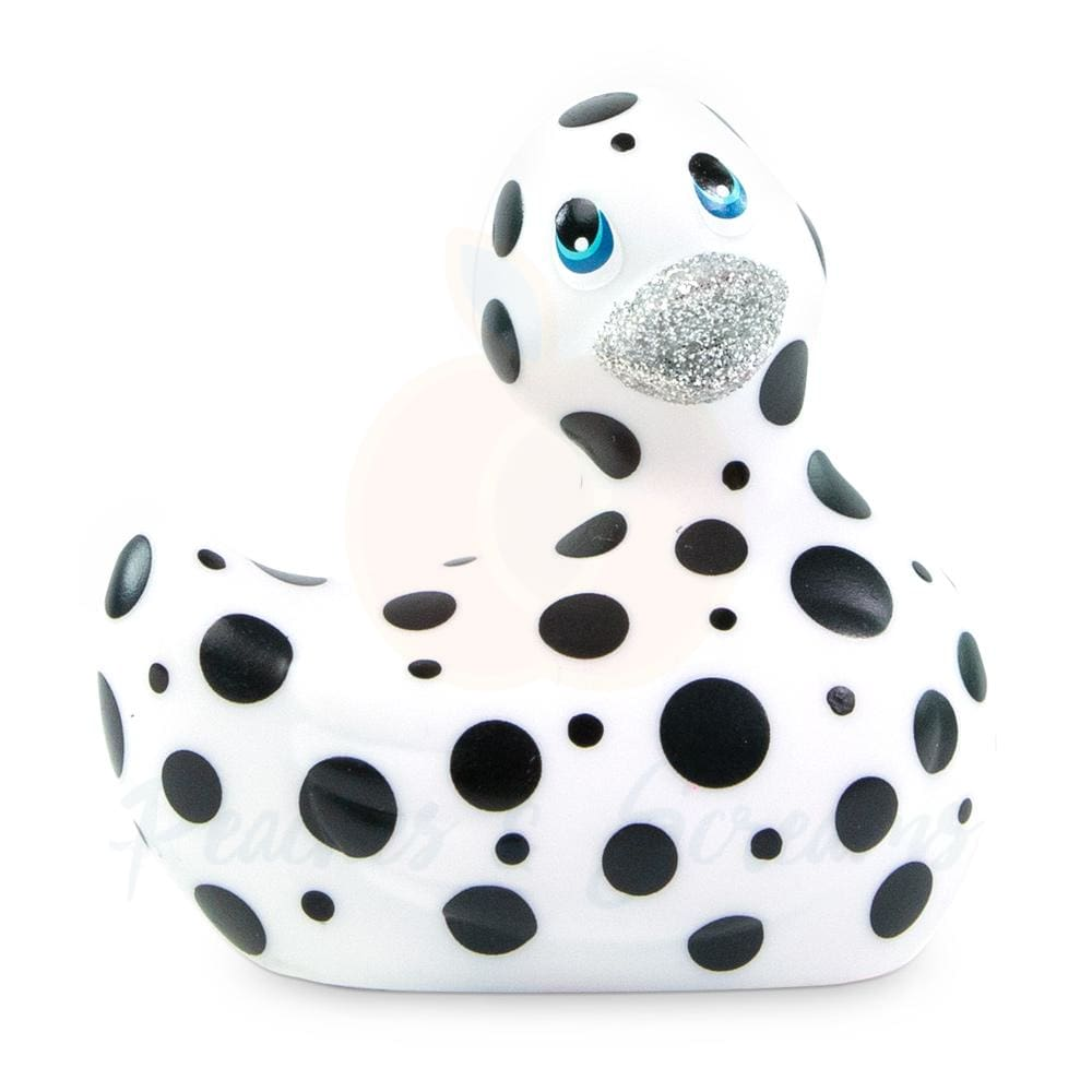 I Rub My Duckie White Lay-On Vibrator in Duck Shape - Necronomicox