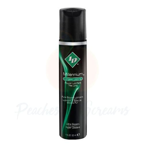 ID Millennium Intimate Silicone-Based Sex Lube 1oz - Necronomicox