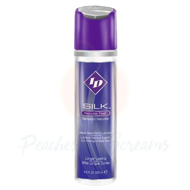 ID Silk Natural Feel Water-Based Sex Lube 8.5floz/250mls - Necronomicox