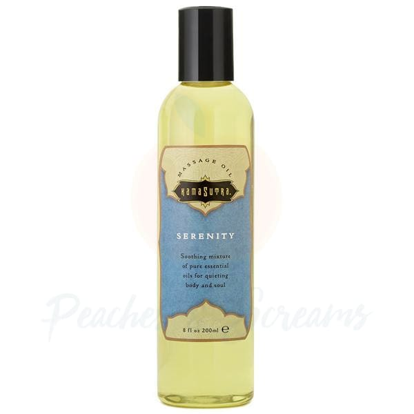 Kama Sutra Erotic Massage Oil Serenity 200ml - Necronomicox