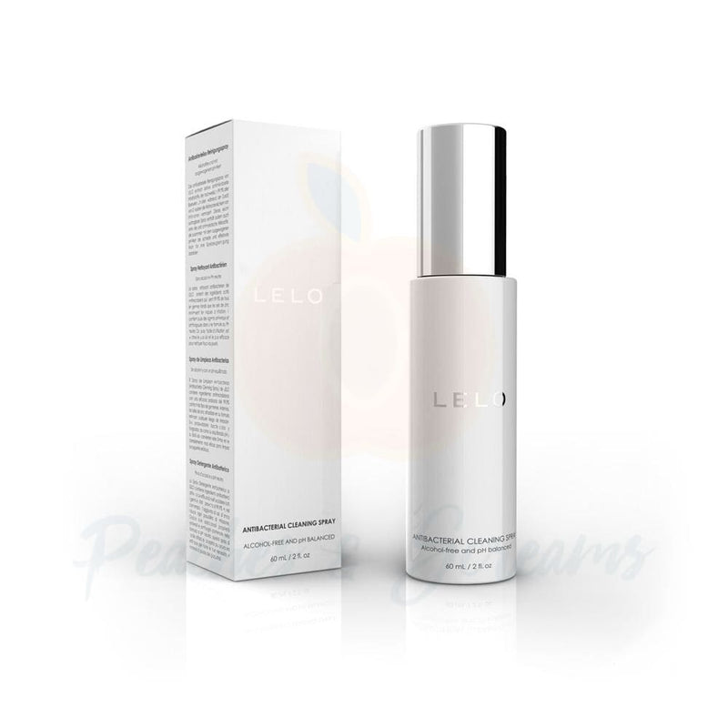 Lelo Premium Antibacterial Sex Toy Cleaning Spray 60ml - Peaches and Screams