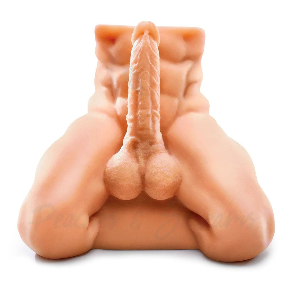 Male Sex Doll with 8-Inch Cock and Realistic Ass - Necronomicox