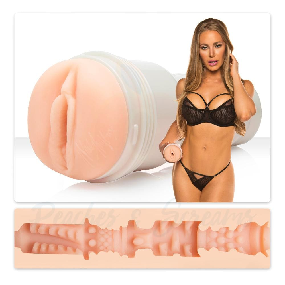 Nicole Aniston Fit Fleshlight Girls Vagina Male Masturbator - Peaches and Screams