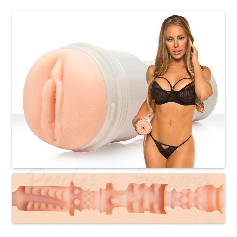 Nicole Aniston Fit Fleshlight Girls Vagina Male Masturbator - Necronomicox