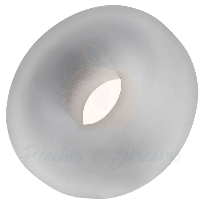 Oxsling Cool Ice Silicone Super Mega Stretch Cock Ring - Necronomicox