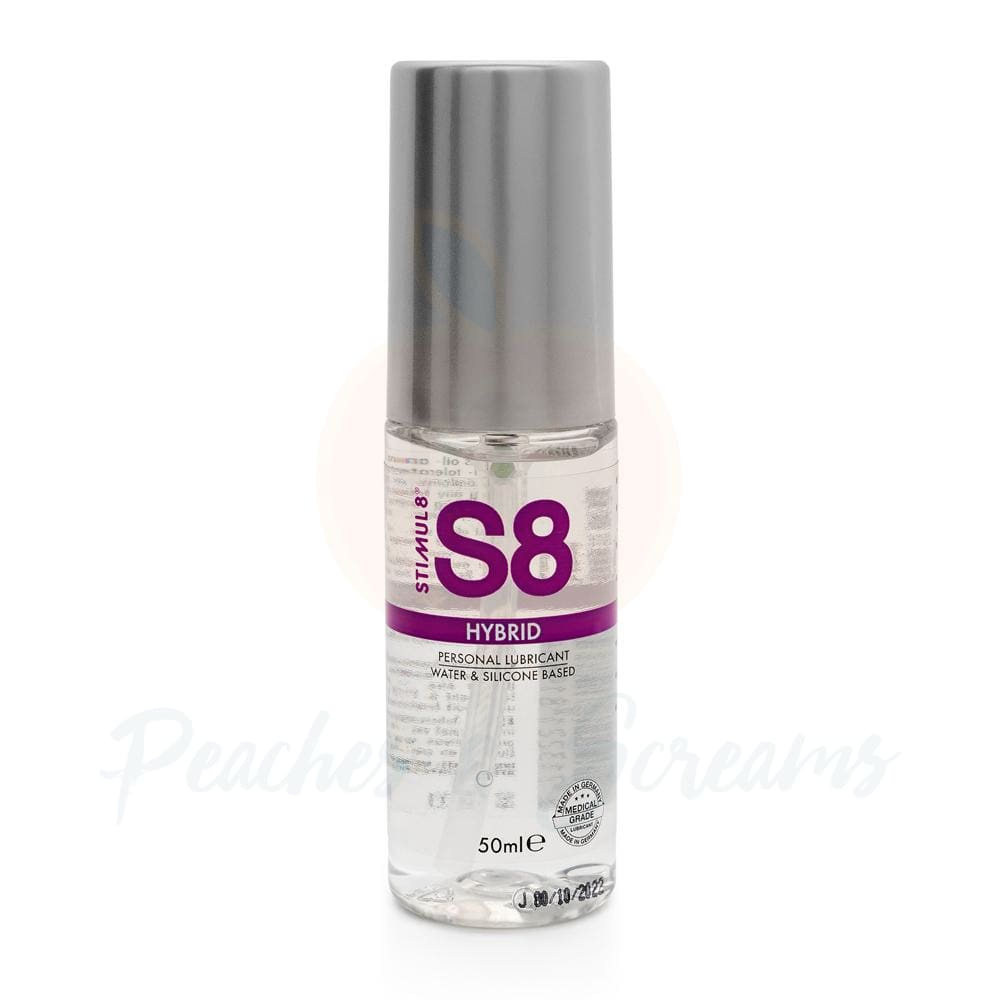 S8 Hybrid Lube 50ml - 🍑 Necronomicox