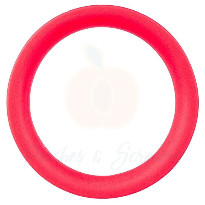 Screaming O RingO Pro Red Stretchy Silicone Cock Ring - 🍑 Necronomicox