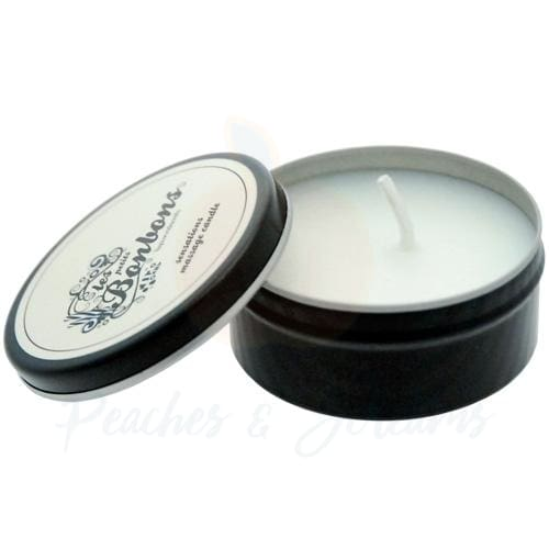 Sensations Intimate Erotic Massage Candle for Romance - Peaches and Screams