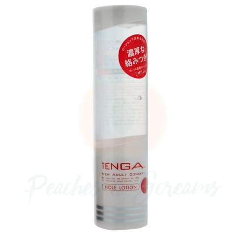 Tenga Mild Water-Based Sex Lubricant for Tenga Masturbators 170ml - Peaches and Screams