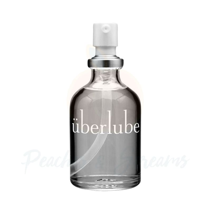 Uberlube Intimate Personal Silicone Sex Lube 50ml - Peaches and Screams
