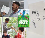 Striker Boy (in aid of Mind) - SIGNED EDITIONS