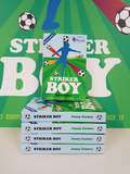 Striker Boy Book Donation