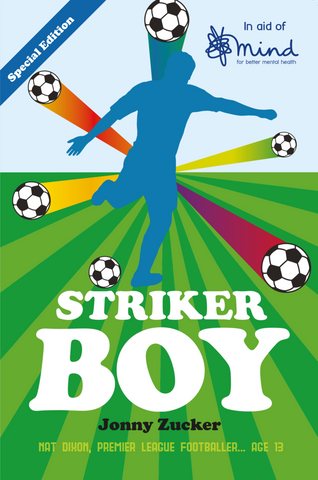 Striker Boy school book sets
