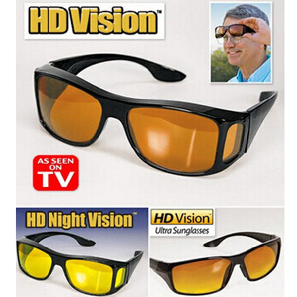 Night vision HD glasses