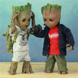 I am Groot action figure
