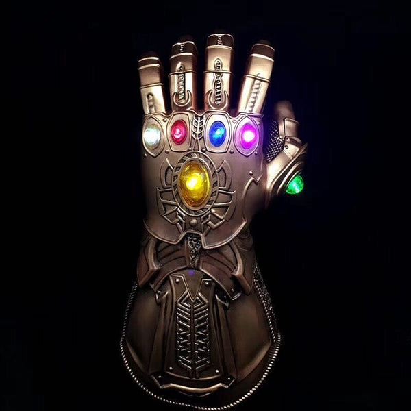 Avengers Thanos Infinity Gauntlet with led light