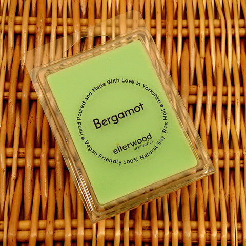 Bergamot Soy Wax Melts
