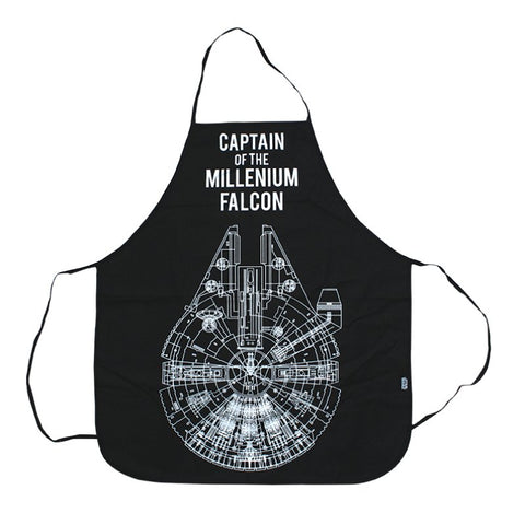 Captain of the Millennium Falcon Apron