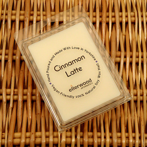 Cinnamon Latte Soy Wax Melts Hand Made from Mystical and Magical Halifax