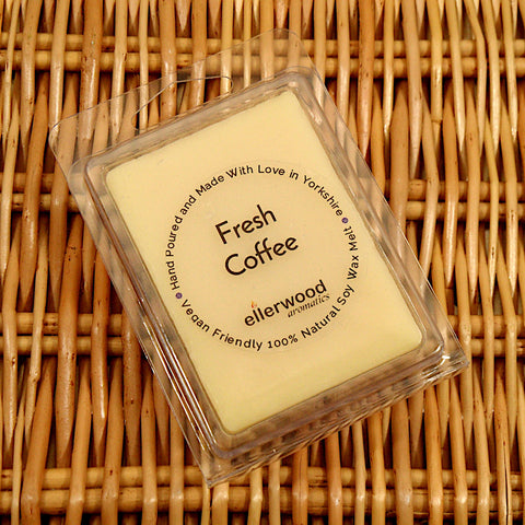 Fresh Coffee Soy Wax Melts