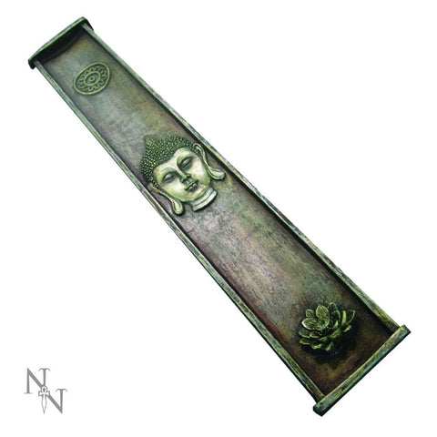Lotus Slumbers Incense Stick burner holder 27cm