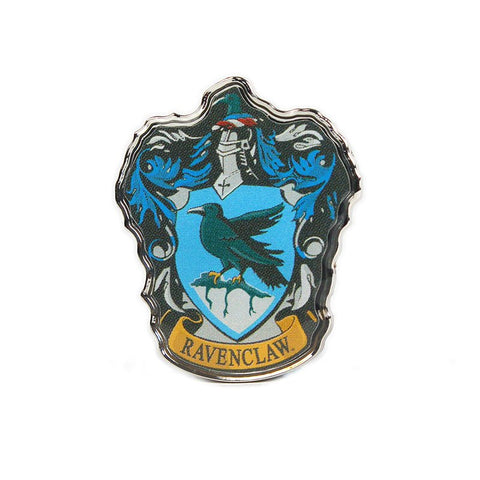 Harry Potter Ravenclaw Crest Hogwarts House Enamel Pin Badge from Mystical and Magical Halifax