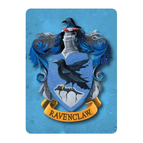 Harry Potter Ravenclaw House Crest Magnet from Mystical and Magical Halifax
