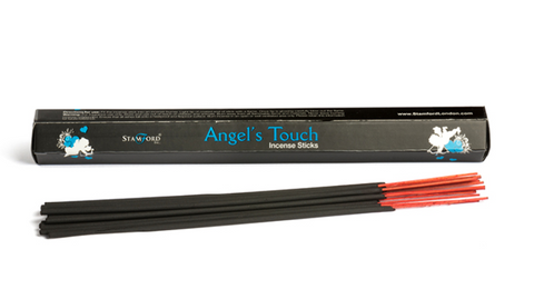 Stamford Black Incense - Angel's Touch Sticks