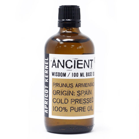 Apricot Kernel Base Oil 100ml Bottle from Mystical and Magical