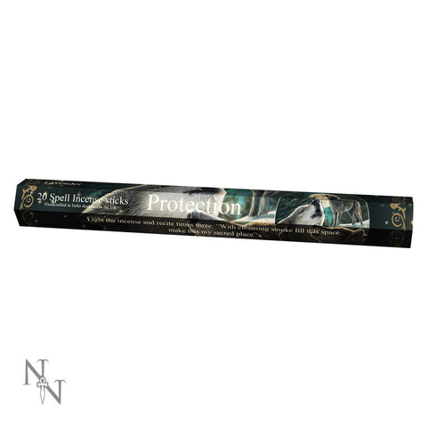 Lisa Parker Protection Spell Incense Sticks