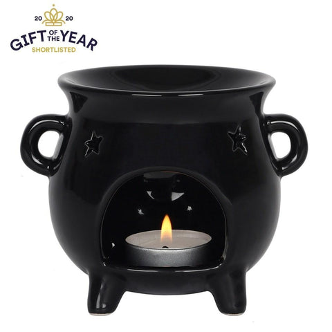 Black Cauldron Oil Burner  / Wax Melter