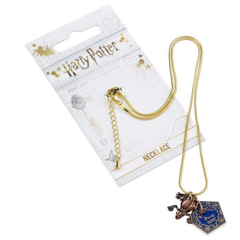 Harry Potter Chocolate Frog and Box Necklace from Mystical and Magical