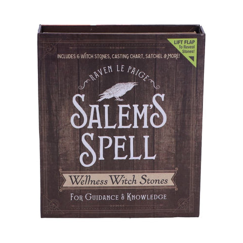 Salem's Spell Witch Stones Kit