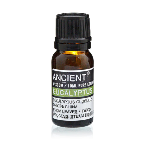 Eucalyptus 10ml Pure Essential Oil from Mystical and Magical Halifax