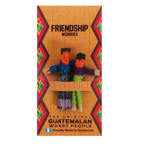 Friendship Personalised Worry Doll